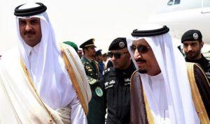 الأمير القطري سيعتذر علنا من العاهل السعودي؟