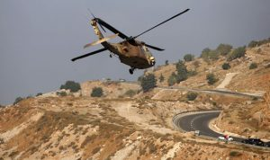 اسقاط طائرة سورية فوق مرتفعات الجولان