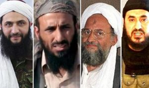 الظواهري أدار القاعدة من إيران!