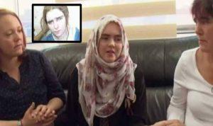 عروس داعش الإلمانية…نادمة