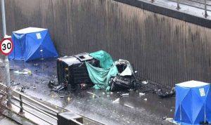 6  قتلى بحادث سير مروّع في بريطانيا