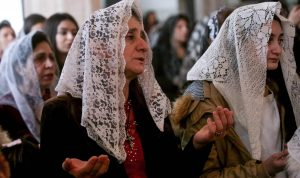 """اضطهاد المسيحيين يقترب من """"الإبادة الجماعية"""" في الشرق الأوسط"""