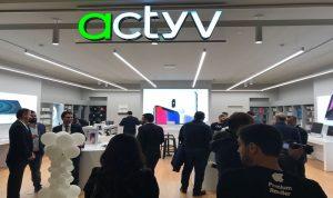 إفتتاح متجر أكتيف Apple Premium Reseller في ABC مول