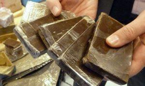 توقيف عصابة مخدرات على حاجز ضهر البيدر