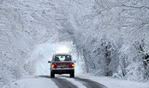 تأثير الأمطار والثلوج على أنظمة السيارة