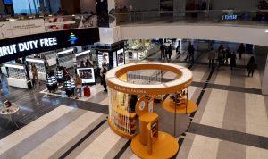 بالصورة… لا شجرة ميلاد للمسافرين في مطار بيروت