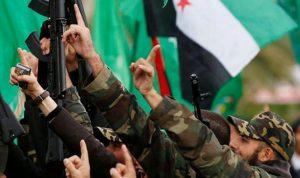 """المعارضة السورية تشكّل """"جيشا وطنيا"""" من 35 ألف مقاتل بمساعدة تركية"""