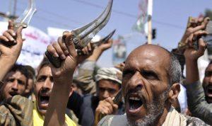 """""""هيومن رايتس ووتش"""" قلقة من تجاوزات الحوثيين"""