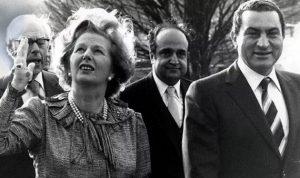 وثائق سرية بريطانية تكشف موقف مبارك من قضية الفلسطينيين