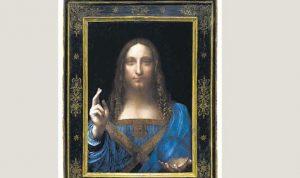 من هو السعودي الذي اشترى لوحة السيد المسيح بـ450 مليون دولار؟