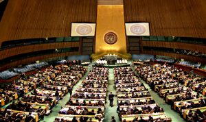 قطر تذكر الأمم المتحدة: هذه الطائرة اخترقت مجالنا الجوي