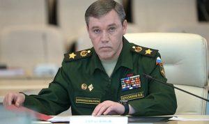 رئيس الأركان الروسي: التعزيز العسكري قرب الحدود الروسية لا يهدئ التوتر
