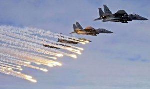 إسقاط طائرة للجيش السوري في إدلب (فيديو)