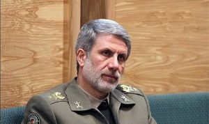 "إيران تكشف عن صاروخين ""قاسم سليماني"" و""أبو مهدي"" محليي الصنع"
