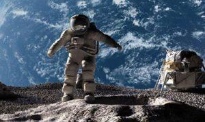رواد فضاء اميركيين الى القمر ثم المريخ!