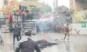 ناشطو مواقع التواصل يرفضون تحويل لبنان إلى ساحة مواجهة