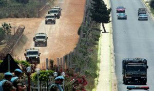 اليونيفيل ستتسلم غدا اللبناني الذي دخل الأراضي الفلسطينية