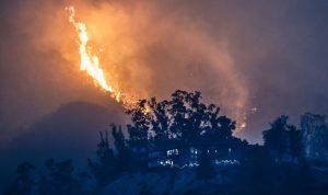 حرائق كاليفورنيا… الأكبر منذ العام 1932!