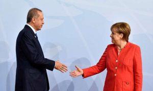 بوادر إيجابية للعلاقة الإلمانية-التركية