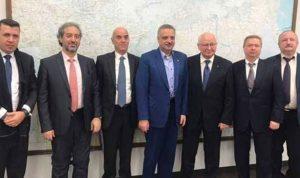 ارسلان من موسكو: روسيا لجمت الحروب الاهلية في لبنان