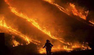 حرائق كاليفورنيا الأضخم منذ 1932