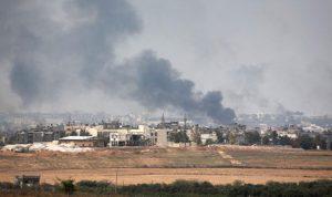 قصف إسرائيلي على الحدود الشرقية لغزة