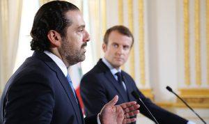 الفرنسيون عاتبون على الحريري… ويتحضّرون للإنهيار الشامل!