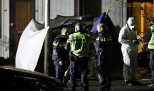 قتيلان و3 جرحى في حادثتي طعن بهولندا