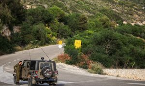 بالصور… الجيش الاسرائيلي يسحب آلياته من الحدود مع لبنان