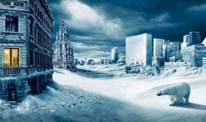 هل بدأ العصر الجليدي؟