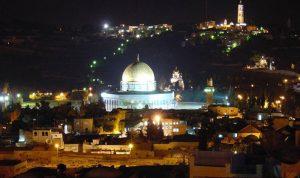 مركز تدريب طيران الشرق الأوسط يتضامن مع القدس