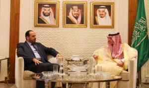 لقاء بين الجبير ورئيس المعارضة السورية في الرياض