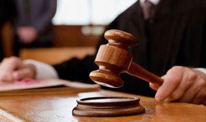 القاضي منصور يدعي على 30 شخصا بقضية الفيول المغشوش