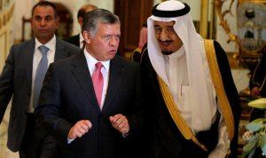 قمة سعودية – أردنية في الرياض الثلثاء