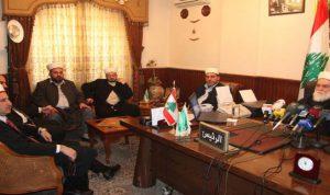 هكذا علق المجلس الإسلامي العلوي على زيارة باسيل
