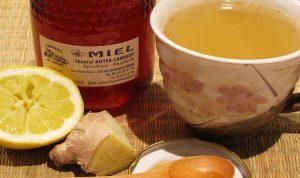 أغذية طبيعية للتخلص من التهاب الحلق