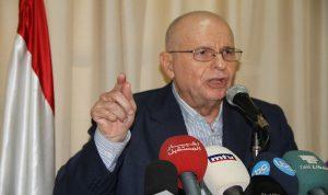 كبارة: ما يهم الحريري هو مصلحة لبنان أولاً
