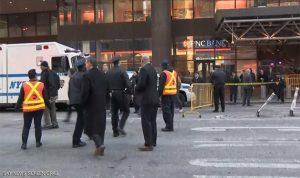 """بالصور: انتحاري يهدّد استقرار """"مانهاتن"""""""