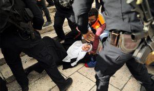 """بالصور…""""يوم الغضب"""" الفلسطيني"""