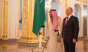 بوتين للملك سلمان: لتحقيق شامل في صاروخ الرياض