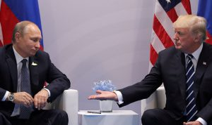 الكرملين: لا جديد في قمة بوتين وترامب