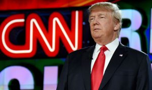ترامب: CNN كاذبة!