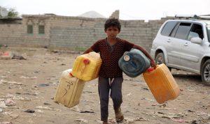 1.35 مليار دولار مساعدات إنسانية لليمن