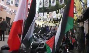 في صور… مسيرة دراجات نارية تضامنا مع القدس