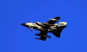 خلل فني يسقط مقاتلة سعودية في اليمن