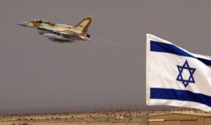 """إسرائيل تقصف مخزن أسلحة لـ""""حزب الله"""" بسوريا"""