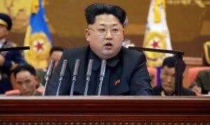 زعيم كوريا الشمالية: الزر النووي موجود على مكتبي