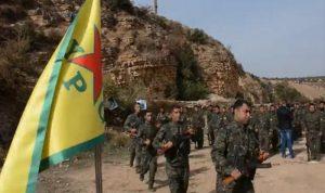 الأسد يفتح ممرًّا للأكراد من عفرين