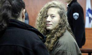 الحكم بالسجن على عهد التميمي 8 أشهر