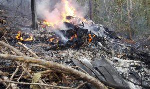 تحطم طائرة في كوستاريكا ومقتل طاقمها